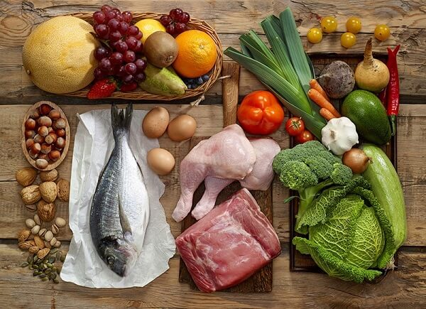 Healthy diets will help increase the growth hormone secretion naturally
