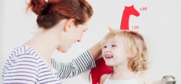 Five tips to increase height for children whose parents are short