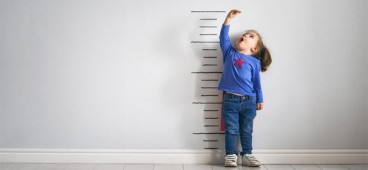 What are factors that affect children's height growth?