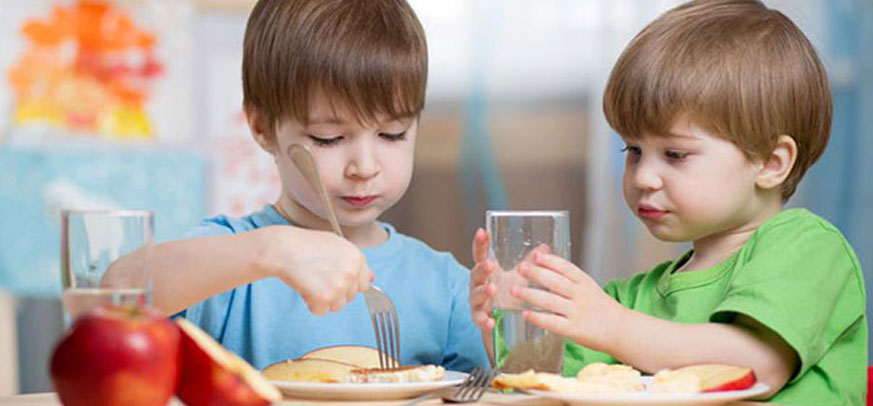 Children have risks of being short due to calcium excess