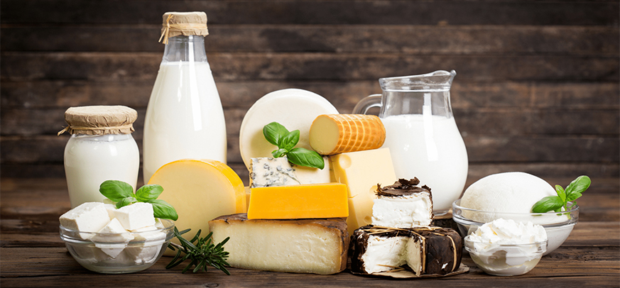 Four dairy products that help children grow taller
