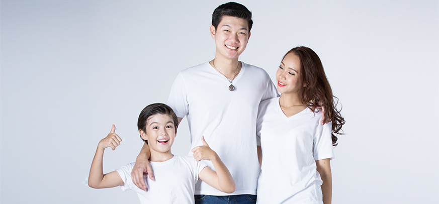 """Journey of an overseas Vietnamese couple to """"improve"""" their son's height"""