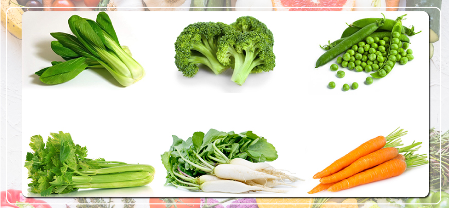 Vegetables that help increase height