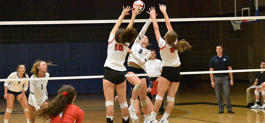 Why does volleyball help increase your height?
